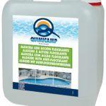QUIMICAMP 205305 - Algicida multifunción con acción floculante